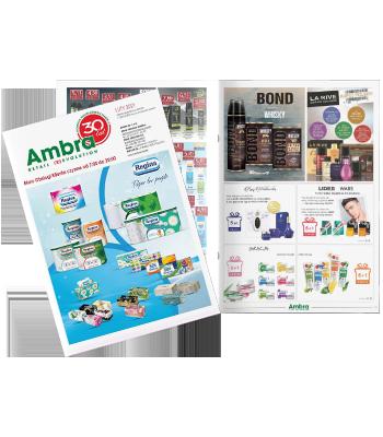 miniatura gazetki z produktami